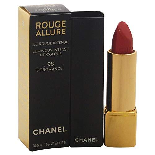 Chanel rot Allure Lippenstift 98 - coromandel 3.5 g - Damen, 1er Pack (1 x 1 Stück)