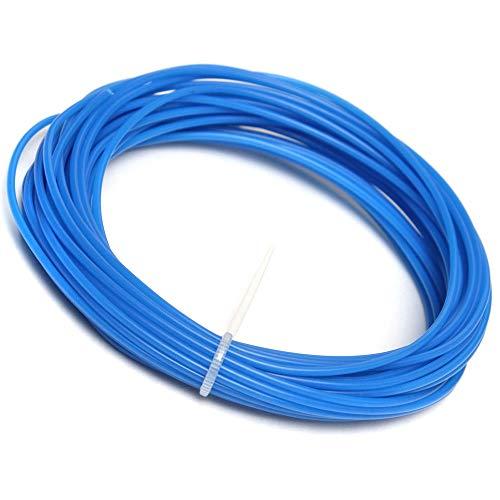 3D Filament 5 Meter 1.75MM PLA 3D Printer Filament For uPrint?Cubify?printrbot (Blue)
