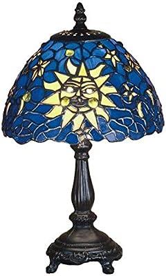 Warehouse Of Tiffany Wht008 Tiffany Style Dragonfly Lamp