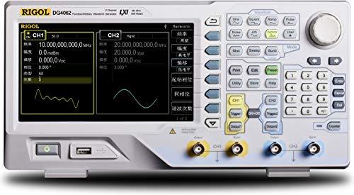 Rigol DG4062 Arbitrary Waveform Generator - 60 MHz