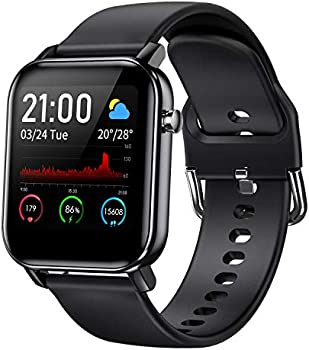 Coulax Fitness Tracker Smart Watch with 1.4