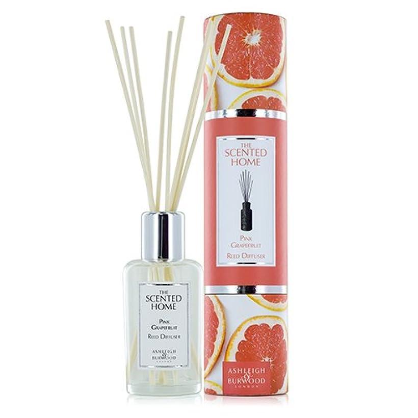 有料白いカエルAshleigh&Burwood リードディフューザー ピンクグレープフルーツ Reed Diffuser Pink Grapefruit アシュレイ&バーウッド