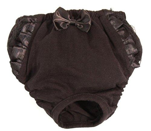 Croci Blackie Culotte Hygiénique pour Chien L 35/45 cm