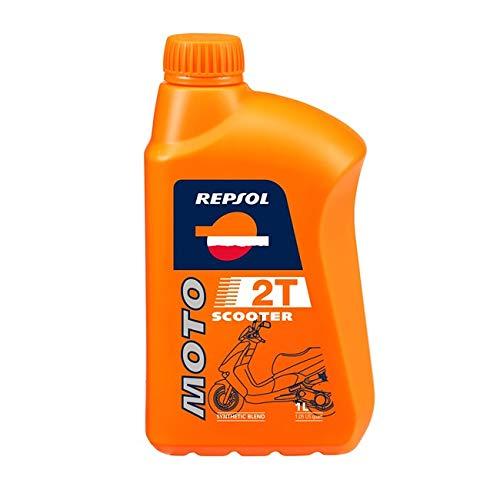 Repsol motorolie 2 tijden, synthetisch