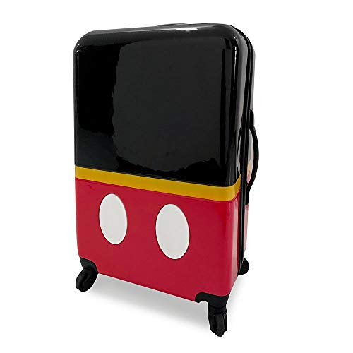 Disney Mickey Mouse Large Rolling Luggage
