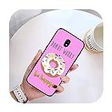 Happy-horse Coque de téléphone pour Samsung Galaxy J7 J6 J6PLUS J8 J4 J4Plus J7DUO J7NEO J2 J5 J6...