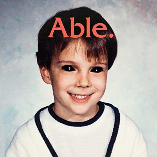 Able. audiobook cover art