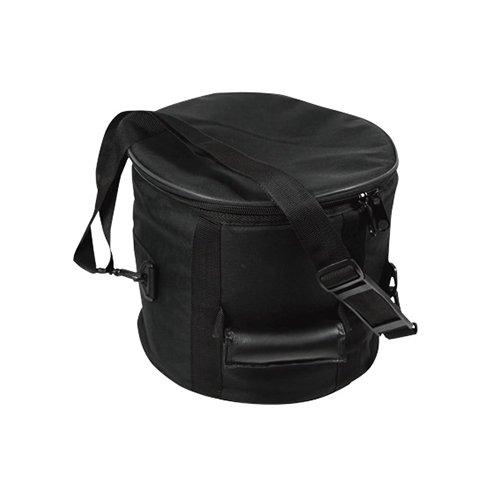 Ortola 1082-001 - Funda bombo charanga 65 x 40 cm, color negro