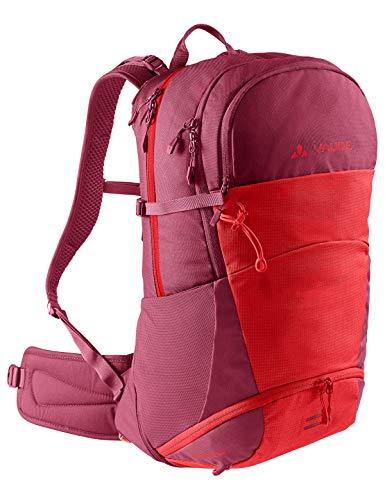 VAUDE 14568 Unisex adulto Mochilas 30-39L, Marosc Red, 34 Litros