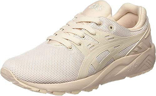 ASICS Gel Kayano Trainer EVO Mens Running Sneakers/Shoes-Pink-7.5