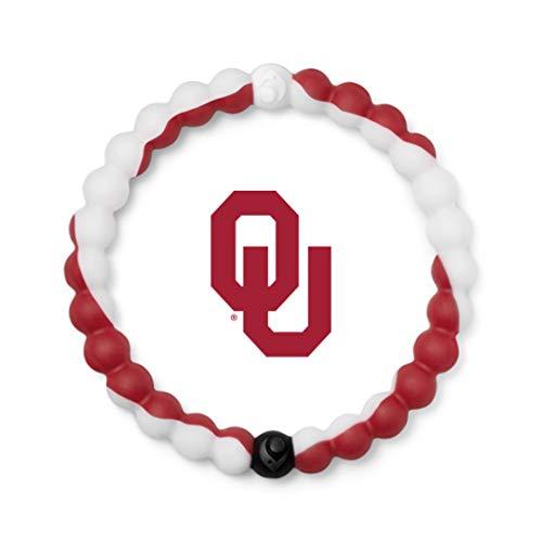 Game Day Collegiate Bracelet, University of Oklahoma, Medium