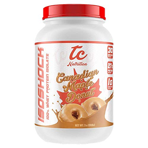 TC Nutrition IsoShock Canadian Maple Donut 5lb, 2.27 g