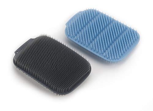 Joseph CleanTech Washing-up Scrubber (2-Pack) - Blue/Grey