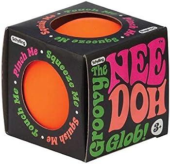 Schylling Nee Doh Randomly Colors Shipped Stress Ball