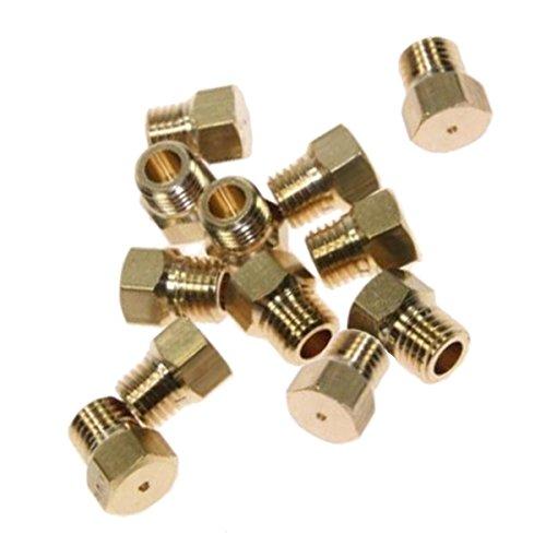 Bolsita inyectores butano propano (293394-20535) horno cocina 00620129 Bosch