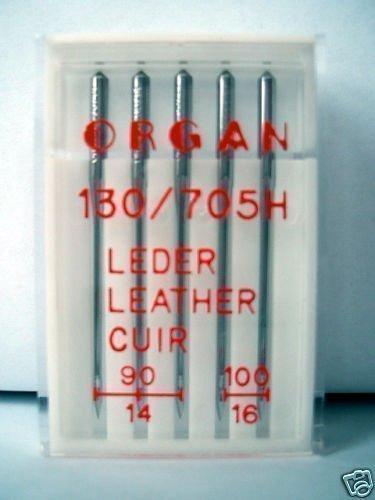 Leder Nähmaschinen Häusliche Nadeln Passen Für Brother, Janome, Singer, Toyota