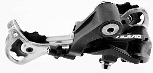 Shimano Alivio RD-M430 Rear Derailleur, Black (9 Speed)