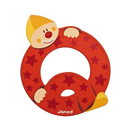 Janod – j04558 Clown Lettre Q