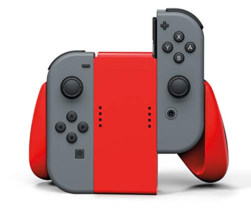 Nintendo Switch Joy Con Comfort Grip (Red) [Importación Inglesa]