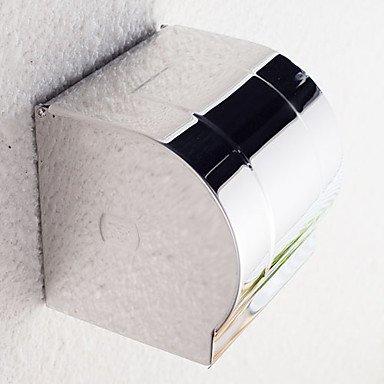 Miaoge® en acier inoxydable Serviette en Papier support