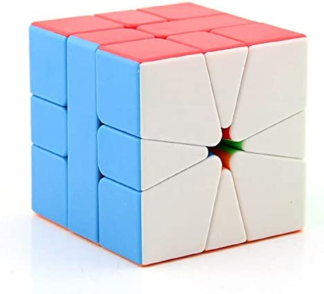 LiangCuber Moyu Meilong Square 1 Speed Cube MoYu SQ 1 Stickerless Magic Cube Puzzle product image