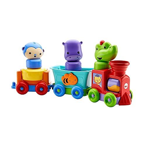 Fisher-Price Thomas & Friends DMC44 trene de juguete - Trenes de juguete (Multicolor, 0,5 año(s))