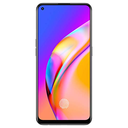 OPPO F19 Pro (Crystal Silver, 8GB RAM, 128GB Storage) with No Cost EMI/Additional Exchange Offers
