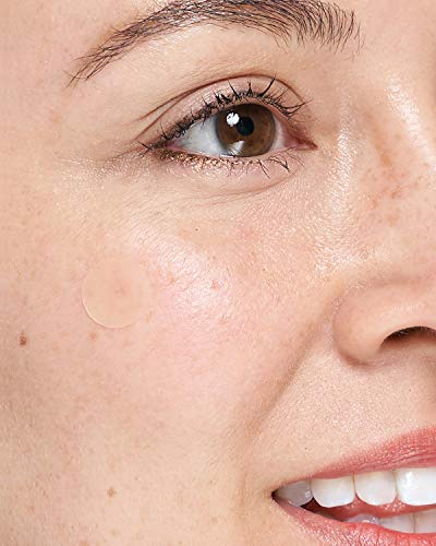 Mighty Patch Original – Tratamiento hidrocoloide para manchas de acné (72 unidades) para cara, vegano, libre de crueldad