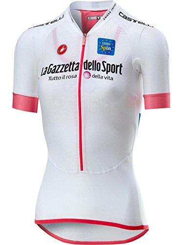 Maillot de Ciclismo de Manga Corta para Mujer Castelli 2018 Giro Climbers...