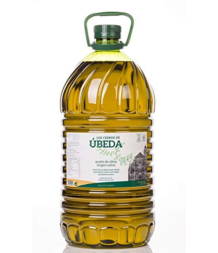 Los Cerros de Ubeda - Aceite de Oliva Virgen Extra - Garrafa Pet 5L