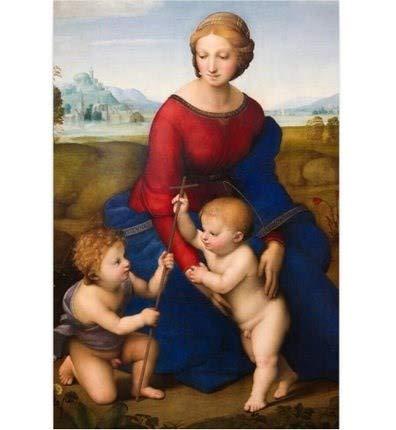 Lfixhssf Lernspielzeug Holzpuzzle 1000 1500 Teile weltberühmte Gemälde dekorative Gemälde Raphael Ölgemälde Lfixhssf