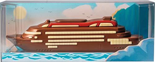 Weibler Confiserie Geschenkpackung Kreuzfahrtschiff 175 g Edelvollmilch Schokolade