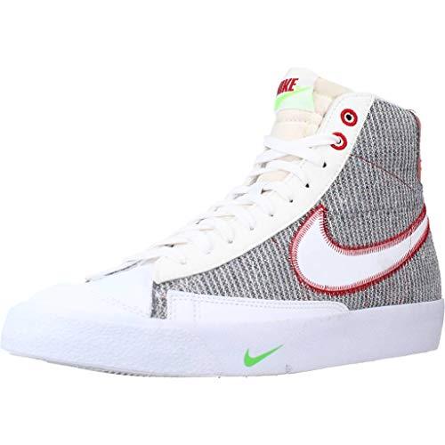 Nike Calzado Deportivo Blazer Mid '77 para Hombre Blanco 46 EU