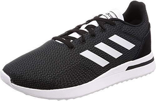 adidas Herren Run70s Fitnessschuhe, Schwarz (Core Black/FTWR White/Carbon), 46