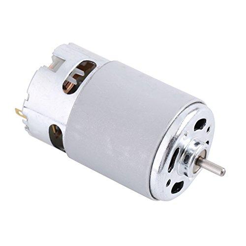 RS-550 Mikromotor DC 12-24V 5800 U/min für verschiedene drahtlose elektrische Handbohrmaschine-Videoausrüstung CNC-Maschinen