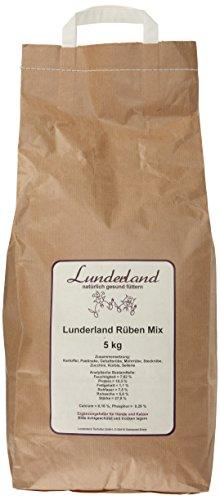 Lunderland - Rübenmix 5 kg, 1er Pack (1 x 5 kg)