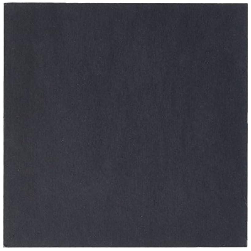 American Crafts 303855 Bazzill Chipboard Sheets, 6 x 6, Black