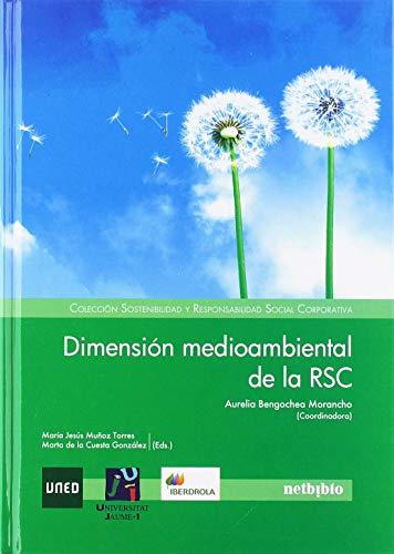 Dimensión medioambiental de la RSC