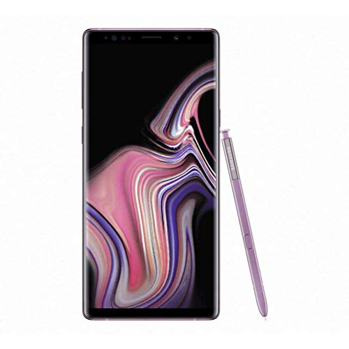 Samsung Galaxy Note 9, 128GB, Lavender Purple - For Sprint (Renewed)