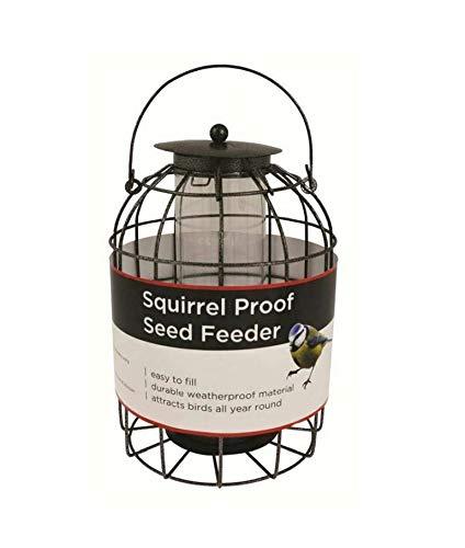 Greenfingers Squirrel Proof Seed Feeder Standard