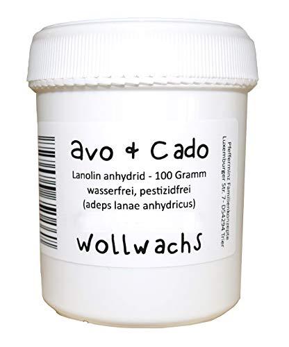 Avo&Cado Wollwachs - 100g