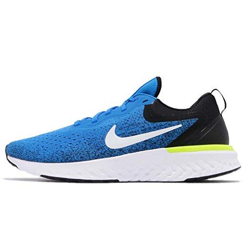 Nike Herren Wettkampf-Laufschuhe, Foto Blau/Schwarz, 40 EU