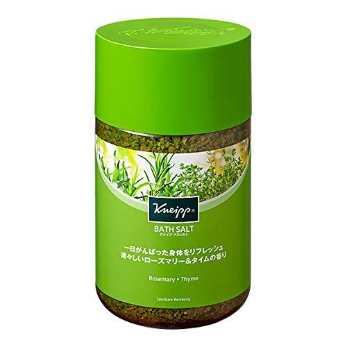クナイプ(Kneipp) クナイプ バスソルト ローズマリー&タイムの香り850g 入浴剤