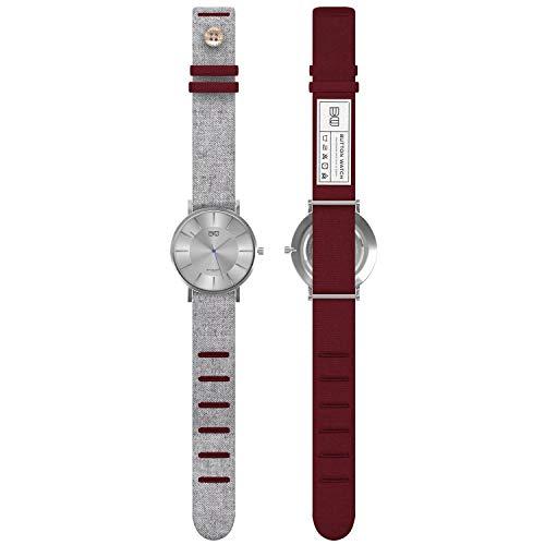 Reloj Adelaide & Abalone. Colección Luxury