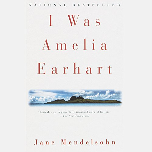 I Was Amelia Earhart audiobook cover art