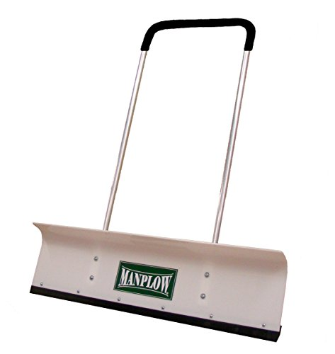 Manplow PRO42 PRO Snow Pusher, 42""