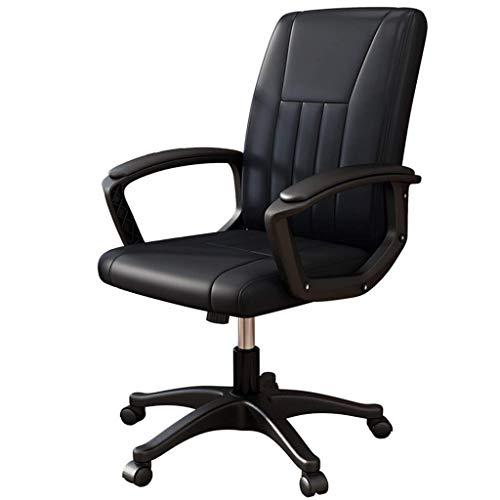 N/Z Tägliche Ausrüstung Stühle Drehstuhl Bequemer Computerstuhl Verstellbare Sitzhöhe 360-Grad-Dreh- und Neigefunktion