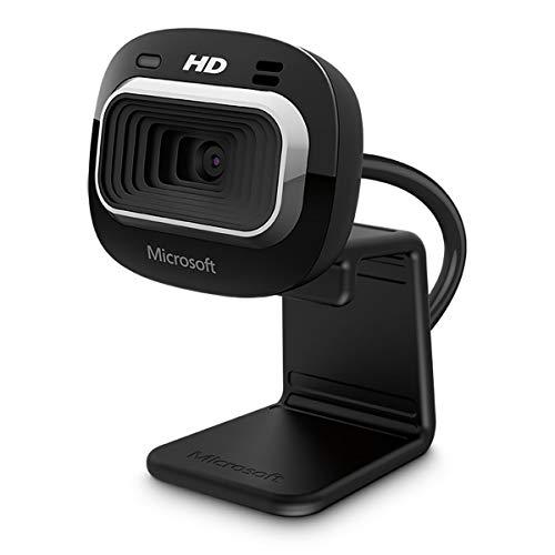 Microsoft T3H-00013 LifeCam HD-3000 Web-Kamera schwarz
