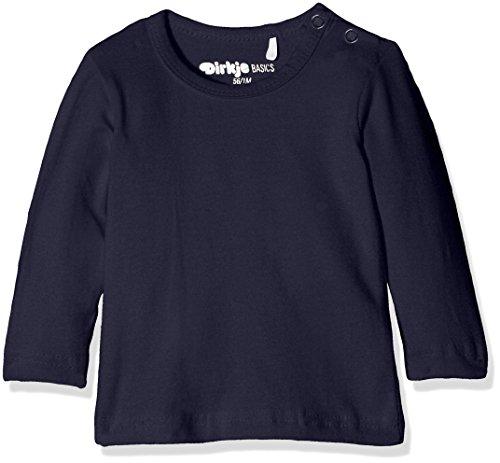 Dirkje T- Shirt Long Sleeves, Bleu (Navy), 5 Ans (Taille Fabricant: 110) Bébé garçon