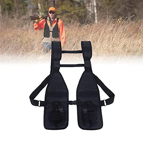 Correa para el hombro y el pecho, para caza, doble universal, para senderismo, camping y bomberos, salvavidas